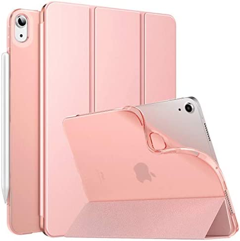 MoKo Case Fit New iPad Air 4 iPad Air 4th Generation Case 2020 10 9 Smart Trifold Stand Slim product image