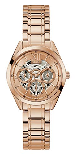 Guess Reloj de mujer Clear Cut GW0253L3