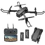 Drone con Telecamera Professionale 4K HD, IDEA18+ Quadricottero WiFi con Tecnologia Flusso...