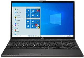 富士通 FMV LIFEBOOK AH42/E1(ブライトブラック)- 15.6型ノートパソコン[AMD Athlon Gold/メモリ 4GB / SSD 256GB / DVDドライブ]Microsoft Office Home & Bus...