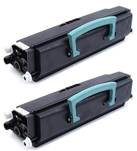 New Era Toner 2pk - Reman Replacement Toner Cartridge (MW558, GR332, GR299, RP441) Replacement for use in Dell 1720, 1720n, 1720dn (6k)
