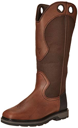 "LaCrosse Men's Snake Country 17"" Snake Boot, Brown - 11 M"