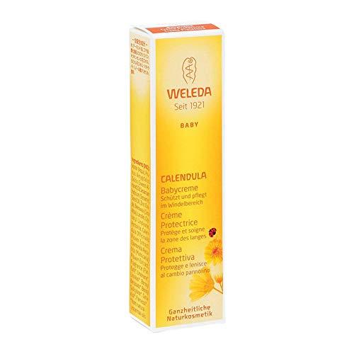 Weleda Calendula crème bébé classique 10 ml