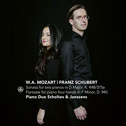 Sonata For Two Pianos