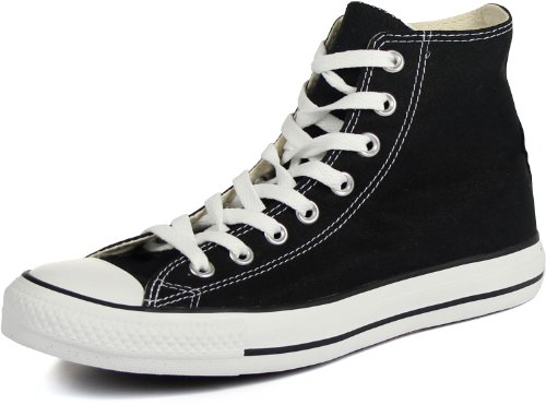 Converse Unisex Chuck Taylor All Star Ox Basketball Shoe (7.5 B(M) US Women / 5.5 D(M) US Men, Black/White)