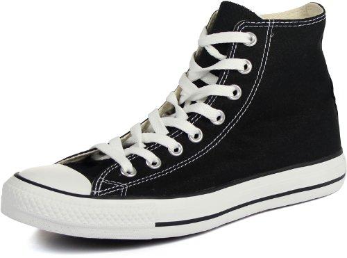 Converse Unisex Chuck Taylor All Star Ox Basketball Shoe (7 B(M) US Women / 5 D(M) US Men, Black/White)