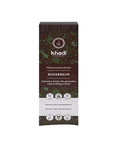 Khadi - TintA NATURALE VEGETALE NOCCIOLA 100 GR