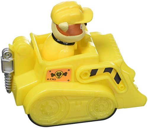 Spin Master 6022631 - Vehículos de carreras de rescate, personajes surtidos, 1 pieza