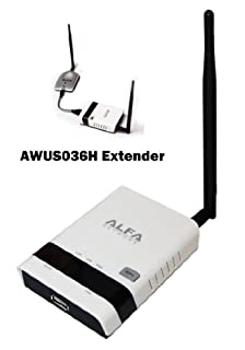 Alfa R36 802.11 b/g/N Repeater and Range Extender for AWUS036H (B004ZF0I3U) | Amazon price tracker / tracking, Amazon price history charts, Amazon price watches, Amazon price drop alerts