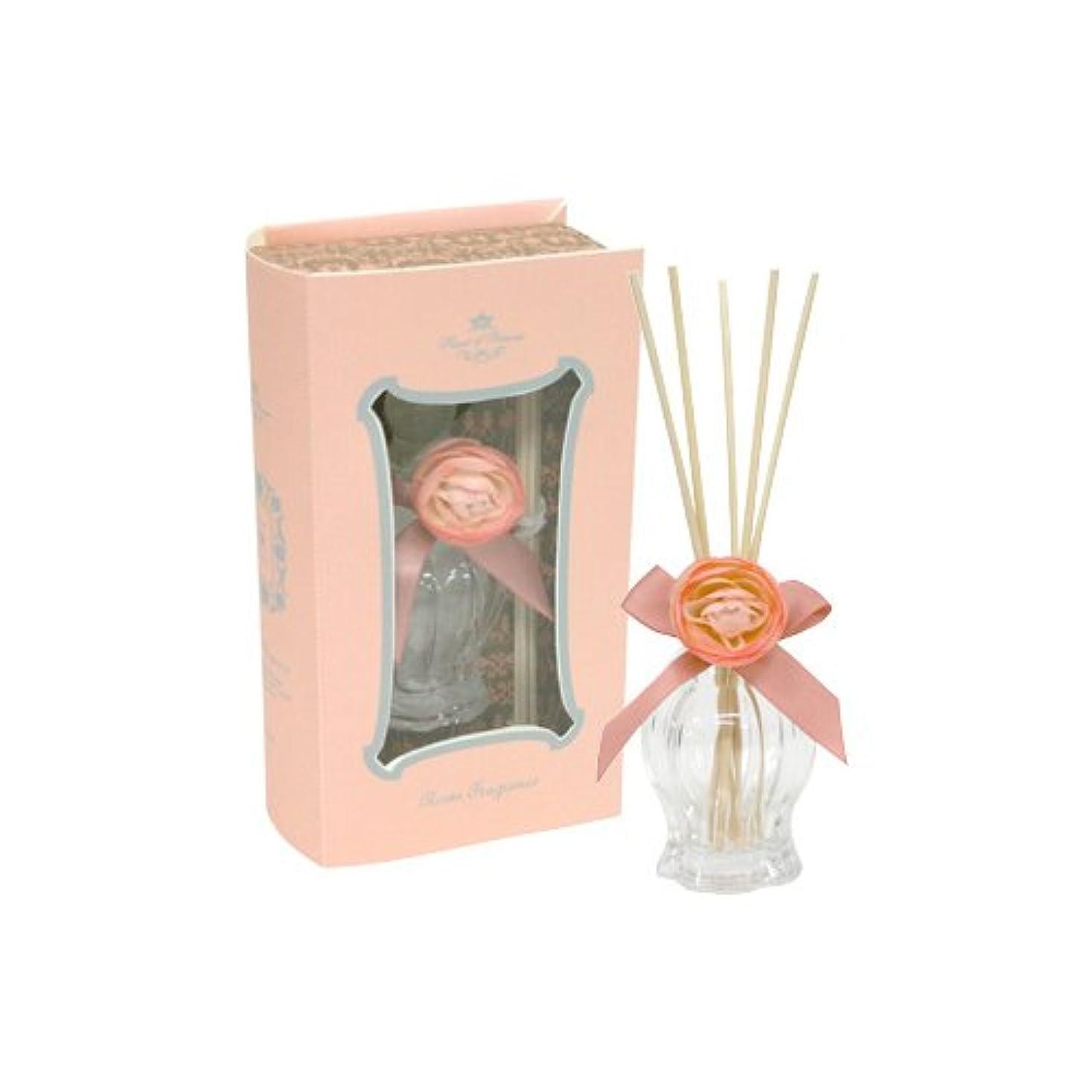 シークレットオブプリンセス ルームフレグランス 人魚姫 45ml(芳香剤 スティックタイプリードディフューザー 可愛らしく温かみのあるミモザの香り)