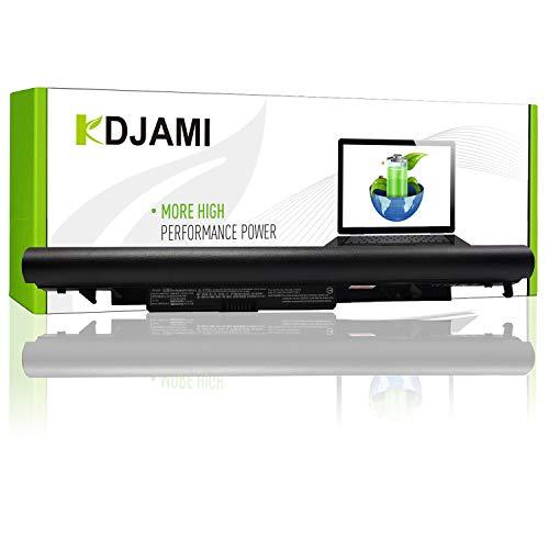 KDJAMI JC03 JC04 Batteria per HP 240 245 250 255 G6 15-BS021NM 15-BW011DX 15-BW032WM Pavilion 17z HSTNN-DB8E HSTNN-PB6Y LB7W (4 celle, 2600 mAh, 10.95 V)