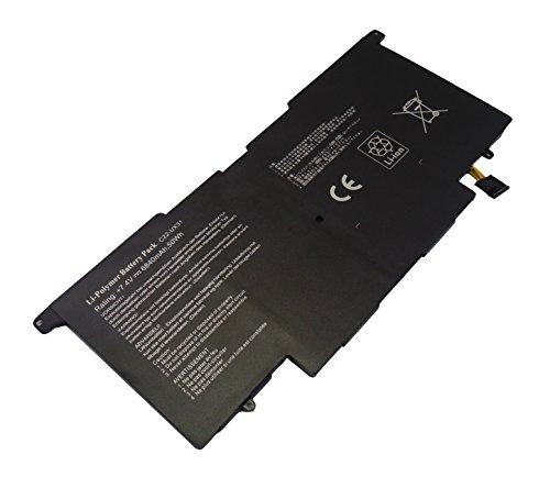 FengWings 7.4V 6840mAh C22-UX31 Reemplace la batería del portátil por ASUS Zenbook...