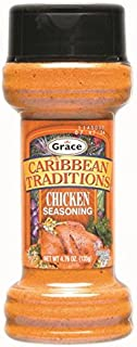 Grace Caribbean Traditions Chicken Seasoning 12 Pack x 4.76oz