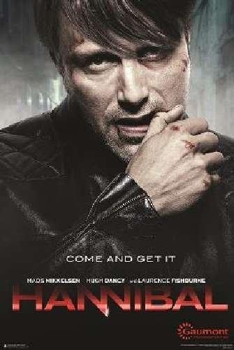 Hannibal - Season 3 Key Art Poster Drucken (60,96 x 91,44 cm)