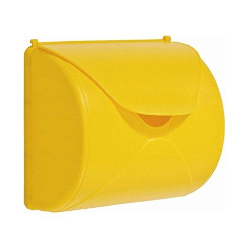 Gartenpirat Briefkasten für Kinder Spiel-Briefkasten gelb