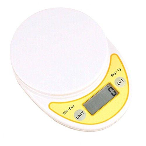 Goquik precisie-keukenweegschaal, elektronische weegschaal, gram, bakwaren weegschaal, Chinese kruidenthee taart met een gewicht van