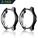 Cerike Case for Samsung Gear S3 Frontier 46mm[2-Pack],