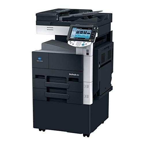 Best Price Konica Minolta BizHub 363 Monochrome Laser Multifunction Printer - 36ppm, Copy, Print, Sc...