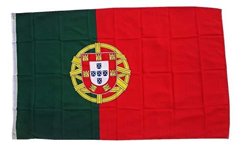 Flagge 150x90 cm Portugal
