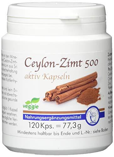 Pharma-Peter -   Ceylon-Zimt 500