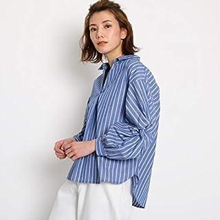 エージー バイ アクアガール(AG by aquagirl) 【洗える】タイプライターツイストスキッパーシャツ