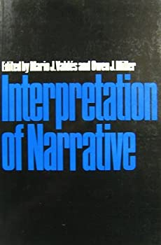 Paperback Interpretation of Narrative (LIBRARY OF THE CANADIAN REVIEW OF COMPARATIVE LITERATURE) Book