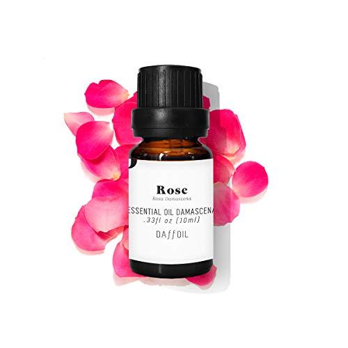 Aceite esencial rosa de damasco 10ml puro BIO 100% natural ecológico aromaterapia humidificador