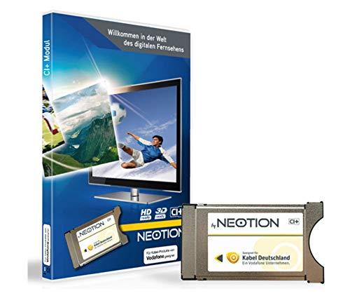 Neotion CI+ Modul für Sender von Kabel Deutschland - Neueste Modell PRD-MTN2-5122