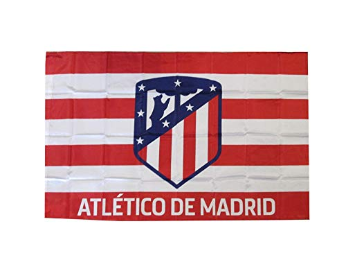 Atletico Madrid Offizielle Flagge 150 x 100 cm
