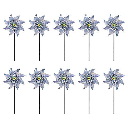 Molinillos de Viento Decorativos Marca Jooheli