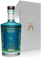 La combinaison des distillations les plus artisanales, alliée à la sélection de la matière première d'excellente qualité nous a permis d'élaborer des gins fruités, frais, aux couleurs vives et spectaculaires. Des gins d'auteur qui possèdent leur prop...