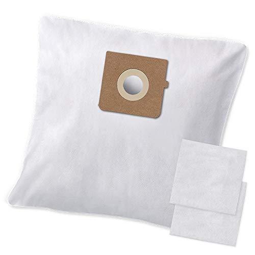 10 Premium Staubsaugerbeutel + 2 Filter - Spezielles hygienisches Synthetikmaterial - Geeignet für AFK BS1200 W.30 - Bestleistung beim Saugen - Hochwertige Qualität