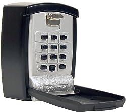 KeyGuard SL-590 Punch Button Key Storage Wall Mount Lock Box