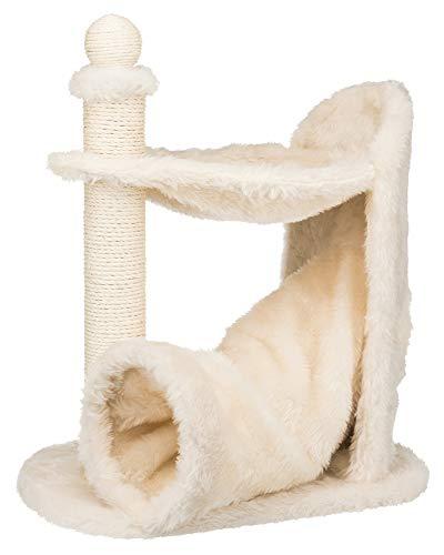 TRIXIE Pet Products Gandia Cat Tree, cream, medium (44551)