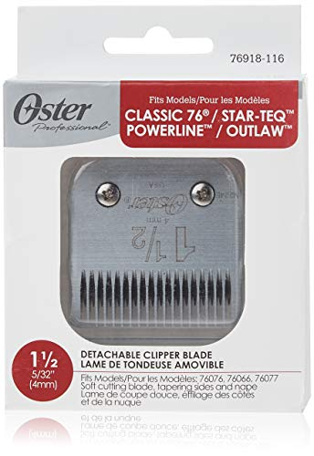 Oster Professional Detachable Clipper Replacement Blade