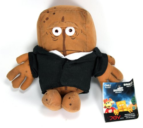 Unbekannt Bernd das Brot Stofffigur (Anzug)