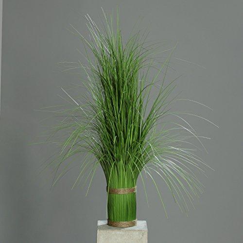 mucplants Kunstgras Grasarrangement, 95 cm, Durchmesser 11 cm, Stehgras Reisgrasbündel