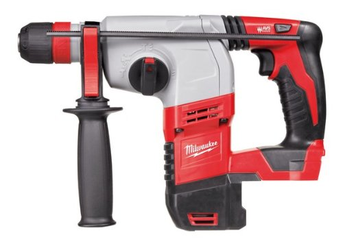 Milwaukee HD18HX-0 SDS Plus 3 Mode Cordless Combi Hammer Drill Bare Unit, 18V