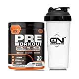 Canada Nutrition Hardcore Pre-Workout Gym Supplement with B-Alanine, Creatine, Explosive Muscle Pump, Boost