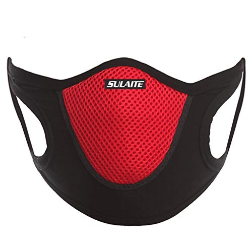 MmNote Reusable Washable Breathable Mack Dust-Proof Anti-Ultraviolet Lycra Mack Riding Mack Face Filters