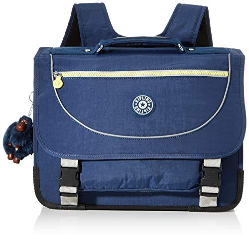 Kipling PREPPY Mochila escolar  41 cm  15 liters  Azul  Blue Thunder