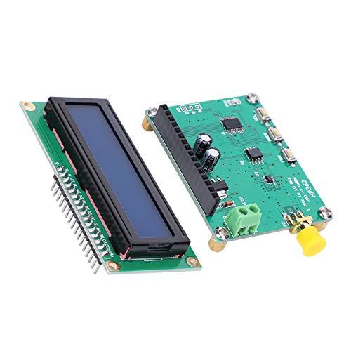Agatige HF-Leistungsmesser, 1 MHz ~ 10 GHz Hochpräziser Frequenzzählertester HF-Leistungsdämpfungswert-Messgerät