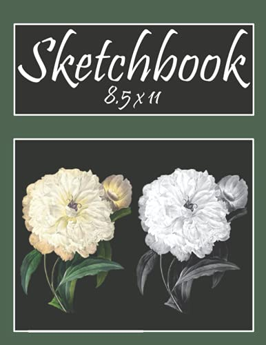 All-Purpose Sketchbook 8.5 x 11: Sketchbook for Artists of All Ages