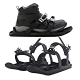 Best Snowshoes For Women - ZAHNG Mini Skis Outdoor Ski Shoe Snowshoes Skiing Review