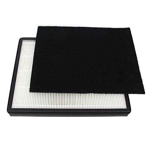 Vervanging van luchtfilterfilter Luchtzuiveringsfilter Filters met actieve kool HEPA-filter Luchtzuiveringsaccessoires Geschikt voor Philips-luchtzuiveraar