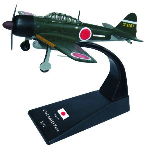 Mitsubishi A6M Rei-sen Zero diecast 1:72 model (SL-12