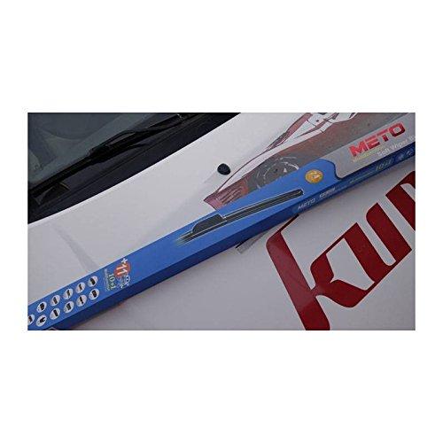 2 x Escobillas limpiaparabrisas flexibles de goma para coche Citroen Xsara Picasso. Juego delantero.