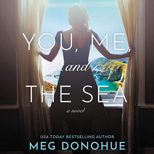 You, Me, and the Sea audiobook cover art