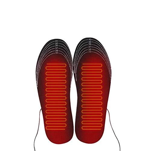 N-B Plantillas térmicas USB para Zapatos