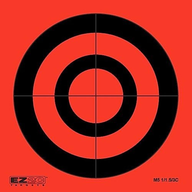 EZ2C Mini Targets SelfAdhesive 3.5  x 3.5  Style 5 (25 Pack)